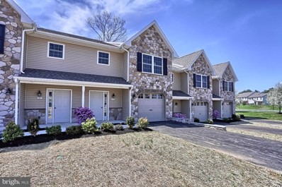 346 Melbourne Lane, Mechanicsburg, PA 17055 - #: 1000231462