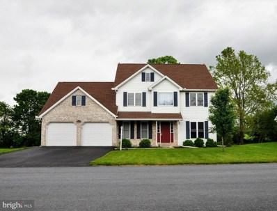 3675 Valley View Drive, Chambersburg, PA 17202 - #: 1001028711
