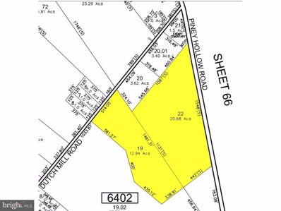 Lot 22 Piney Hollow Road, Newfield, NJ 08344 - #: 1001210827