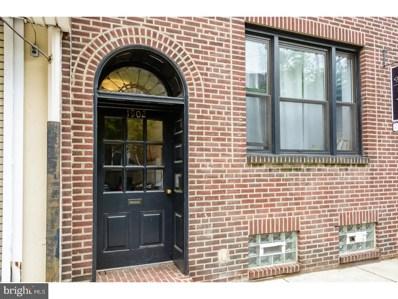 1902 Pine Street UNIT 3F, Philadelphia, PA 19103 - #: 1001359722