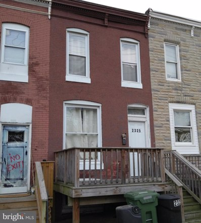 2325 Washington Boulevard, Baltimore, MD 21230 - #: 1001531212