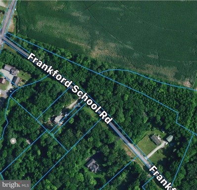 30907 Frankford School Road, Frankford, DE 19945 - #: 1001574108