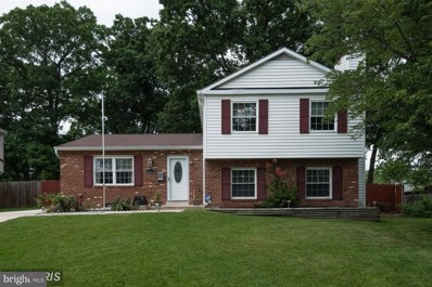 1205 Marton Street, Laurel, MD 20707 - #: 1001760616
