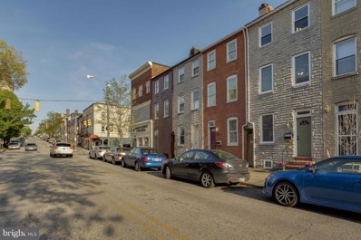 1739 Lombard Street, Baltimore, MD 21231 - #: 1001792830