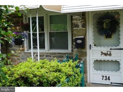 734 Ashland Avenue, Crum-lynne, PA 19022 - #: 1001813840
