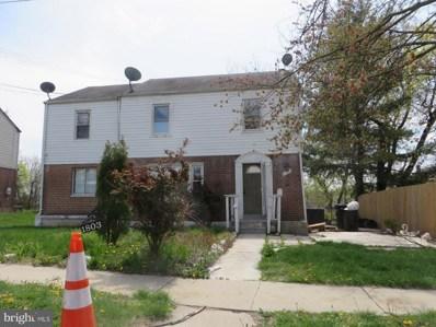 1803 Amherst Road, Hyattsville, MD 20783 - #: 1001816100