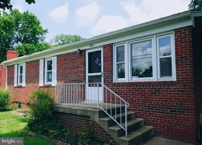 7614 Leona Street, District Heights, MD 20747 - #: 1001838678