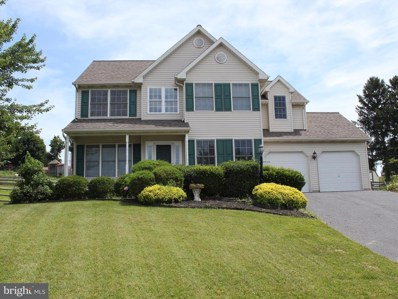 634 Carrie Drive, Dallastown, PA 17313 - #: 1001889876