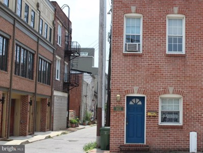 1813 Aliceanna Street, Baltimore, MD 21231 - #: 1001894970