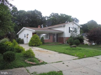 8228 Brattle Road NW, Baltimore, MD 21208 - #: 1001903164