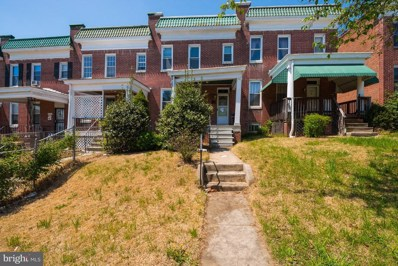 202 Tremont Road, Baltimore, MD 21229 - #: 1001923048