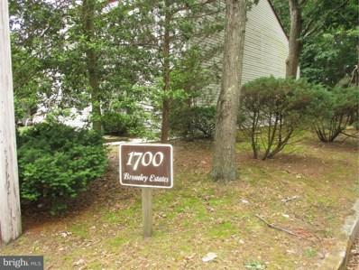 1706 Bromley Estate, Pine Hill, NJ 08021 - #: 1001930286