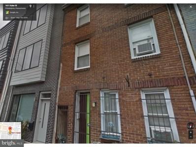 1611 Kater Street, Philadelphia, PA 19146 - #: 1001932756