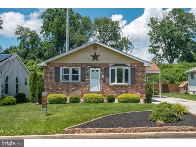 207 W Rodgers Street, Ridley Park, PA 19078 - #: 1001963126