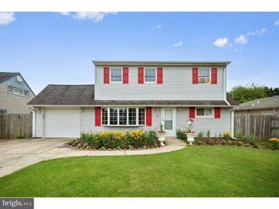16 Mill Bend Road, Levittown, PA 19056 - #: 1002002320