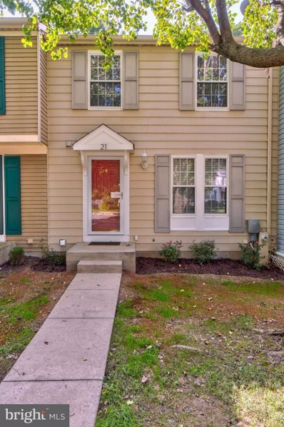 21 Dallington Court, Perry Hall, MD 21128 - #: 1002004326