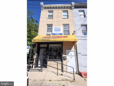 445 W Norris Street, Philadelphia, PA 19122 - #: 1002013524