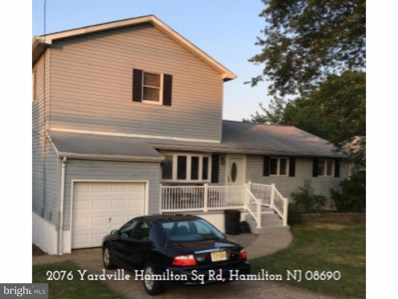 2076 Yardville Hamilton Sq Road, Hamilton Township, NJ 08690 - #: 1002021902