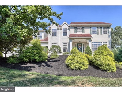 27 Kinsey Hill Drive, Birdsboro, PA 19508 - #: 1002022544