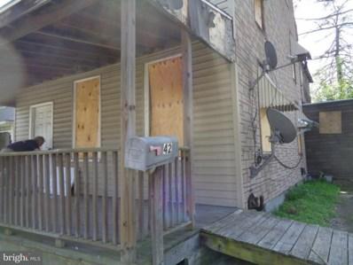 42 E Pottsville Street, Pine Grove, PA 17963 - #: 1002053980