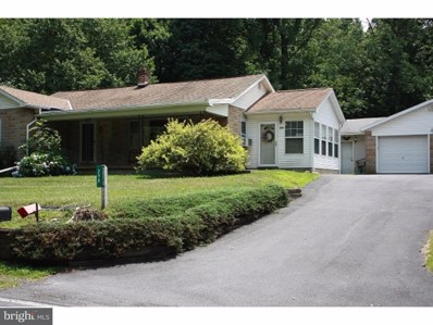 298 Forgedale Road, Fleetwood, PA 19522 - #: 1002068544