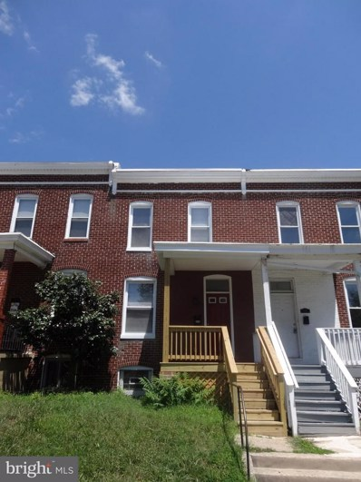 720 Melville Avenue, Baltimore, MD 21218 - #: 1002069494