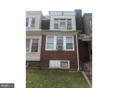 1642 S Lindenwood Street, Philadelphia, PA 19143 - #: 1002076444