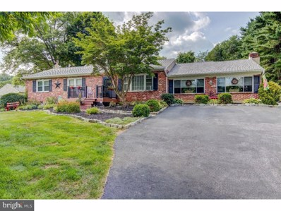 611 Oakbourne Road, West Chester, PA 19382 - #: 1002118410