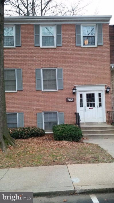 762 Quince Orchard Boulevard UNIT P-2, Gaithersburg, MD 20878 - #: 1002147780