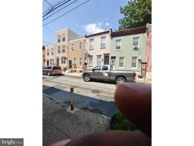 1126 W Nevada Street, Philadelphia, PA 19133 - #: 1002254322