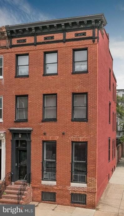 1401 Druid Hill Avenue, Baltimore, MD 21217 - #: 1002261662