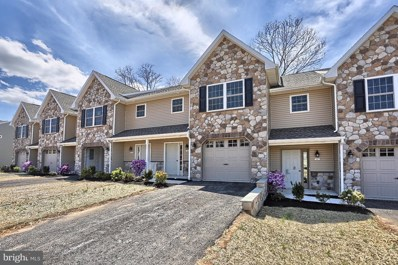 337 Melbourne Lane, Mechanicsburg, PA 17055 - #: 1002282372