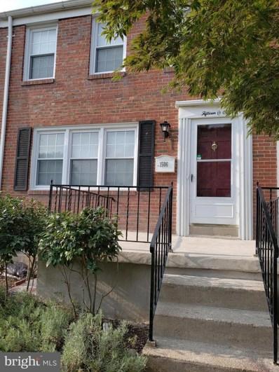 1506 Dellsway Road, Baltimore, MD 21286 - #: 1002306928