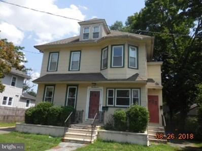 218 Woodlawn Terrace, Collingswood, NJ 08108 - #: 1002352908