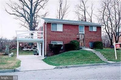 4521 C Street SE, Washington, DC 20019 - #: 1002356460