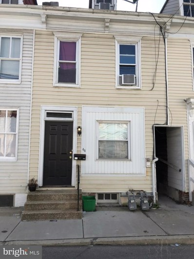 44 N Hartley Street, York, PA 17401 - #: 1002481834