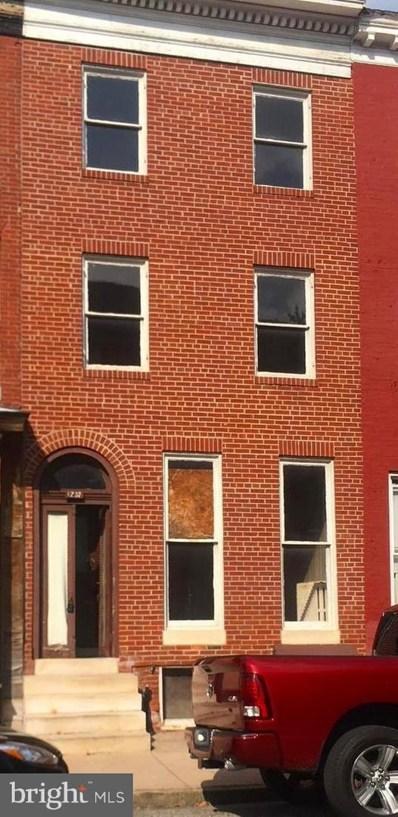 1237 Druid Hill Avenue, Baltimore, MD 21217 - #: 1002626248