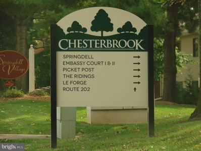 90 Le Forge Court, Chesterbrook, PA 19087 - #: 1002640566