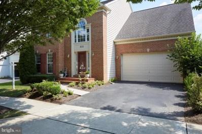 815 Highland Ridge Avenue, Gaithersburg, MD 20878 - #: 1002764796