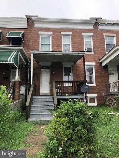 706 Linnard Street, Baltimore, MD 21229 - #: 1002768856