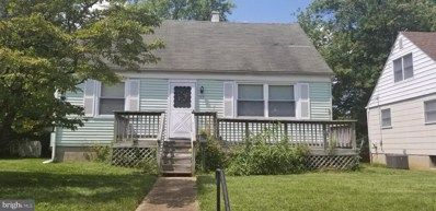 722 Templecliff Road, Baltimore, MD 21208 - #: 1003214458