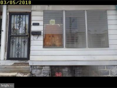 914 S Cecil Street, Philadelphia, PA 19143 - #: 1003249318