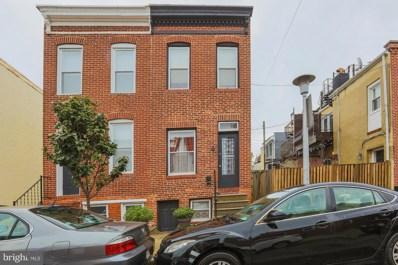 1523 Clarkson Street, Baltimore, MD 21230 - #: 1003749338
