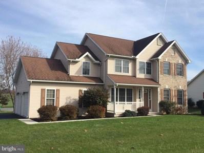 1529 Buttercup Drive, Chambersburg, PA 17202 - #: 1004154517