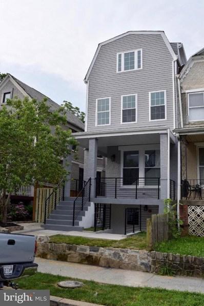 824 Varnum Street NW UNIT 1, Washington, DC 20011 - #: 1005245946