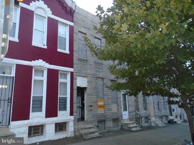 2243 Wilkens Avenue, Baltimore, MD 21223 - #: 1005387324