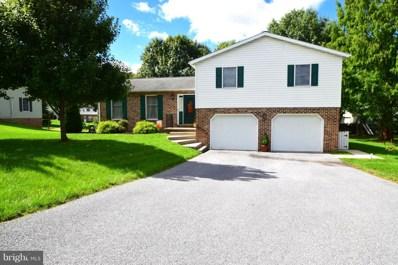 190 Hunters Lane, Chambersburg, PA 17202 - #: 1005573342