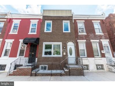 2236 Watkins Street, Philadelphia, PA 19145 - #: 1005935543