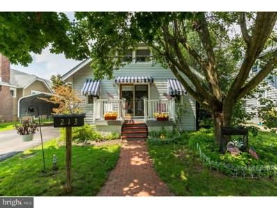 213 Park Place, Audubon, NJ 08106 - #: 1005960363