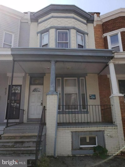 425 28TH Street, Baltimore, MD 21218 - #: 1006136352